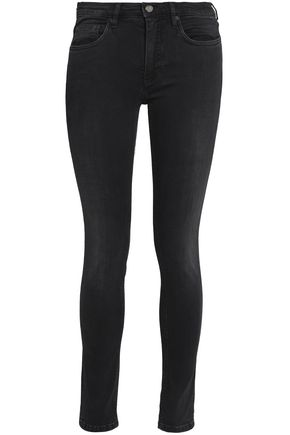 VICTORIA, VICTORIA BECKHAM Mid-rise skinny jeans