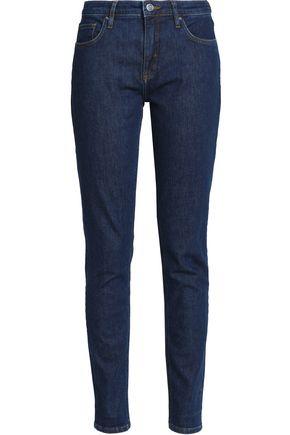 VICTORIA, VICTORIA BECKHAM High-rise slim-leg jeans