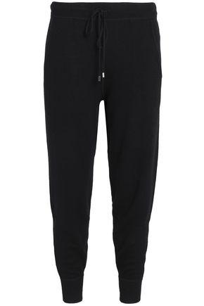 VICTORIA, VICTORIA BECKHAM Wool-blend slim-leg pants