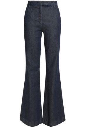 CURRENT/ELLIOTT High-rise flared jeans