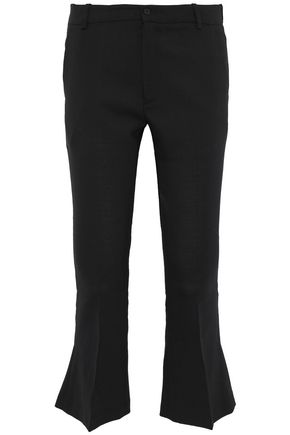 TOTÊME Wool-blend kick-flare pants