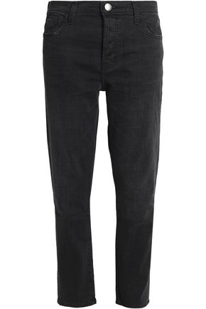 CURRENT/ELLIOTT High-rise skinny-leg jeans