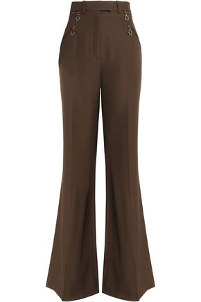 NINA RICCI Wool flared pants