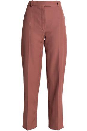 NINA RICCI Woven wool tapered pants