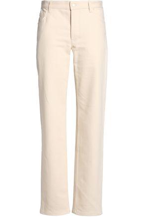 NINA RICCI High-rise straight-leg jeans