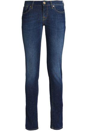 M MISSONI Low-rise slim-leg jeans