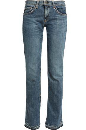 RAG & BONE/JEAN Straight-leg jeans