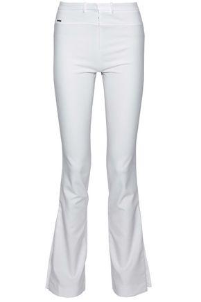 HALSTON HERITAGE Cady slim-leg pants