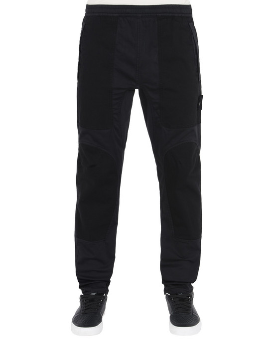 Pants 308F4 GHOST PIECE STONE ISLAND - 0