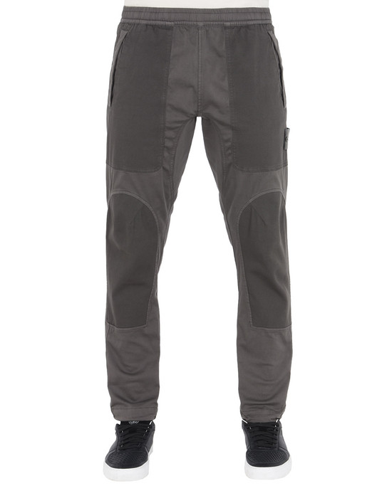 Trousers 308F4 GHOST PIECE STONE ISLAND - 0