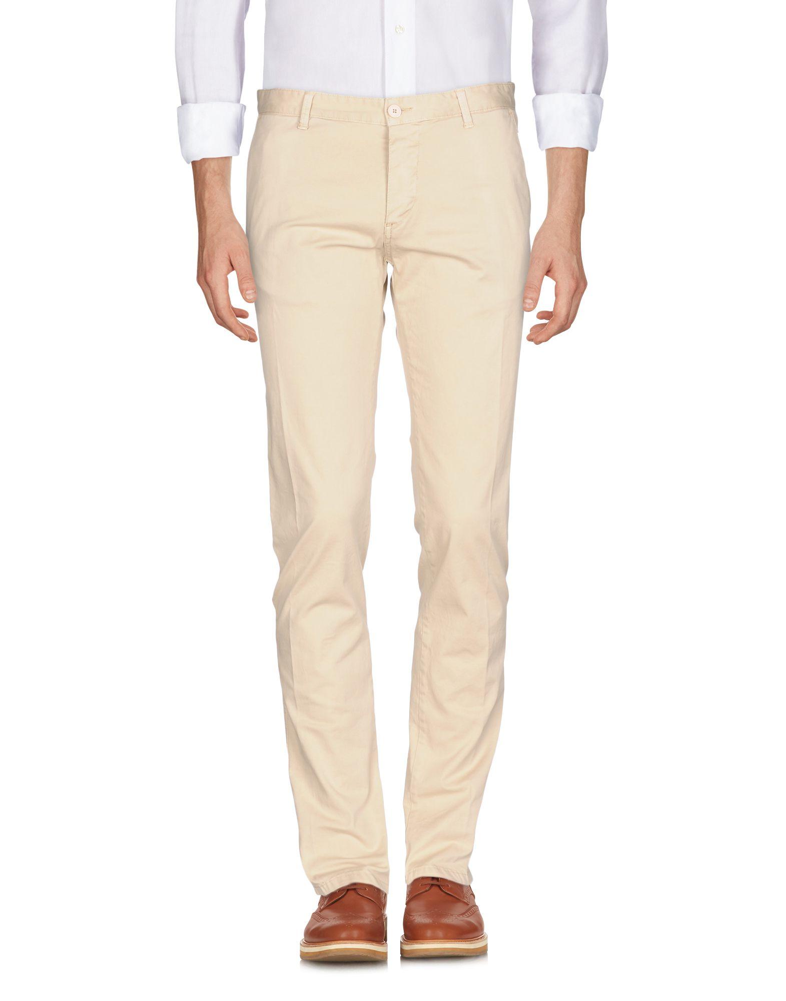 + - UGUALE Повседневные брюки uguale повседневные брюки
