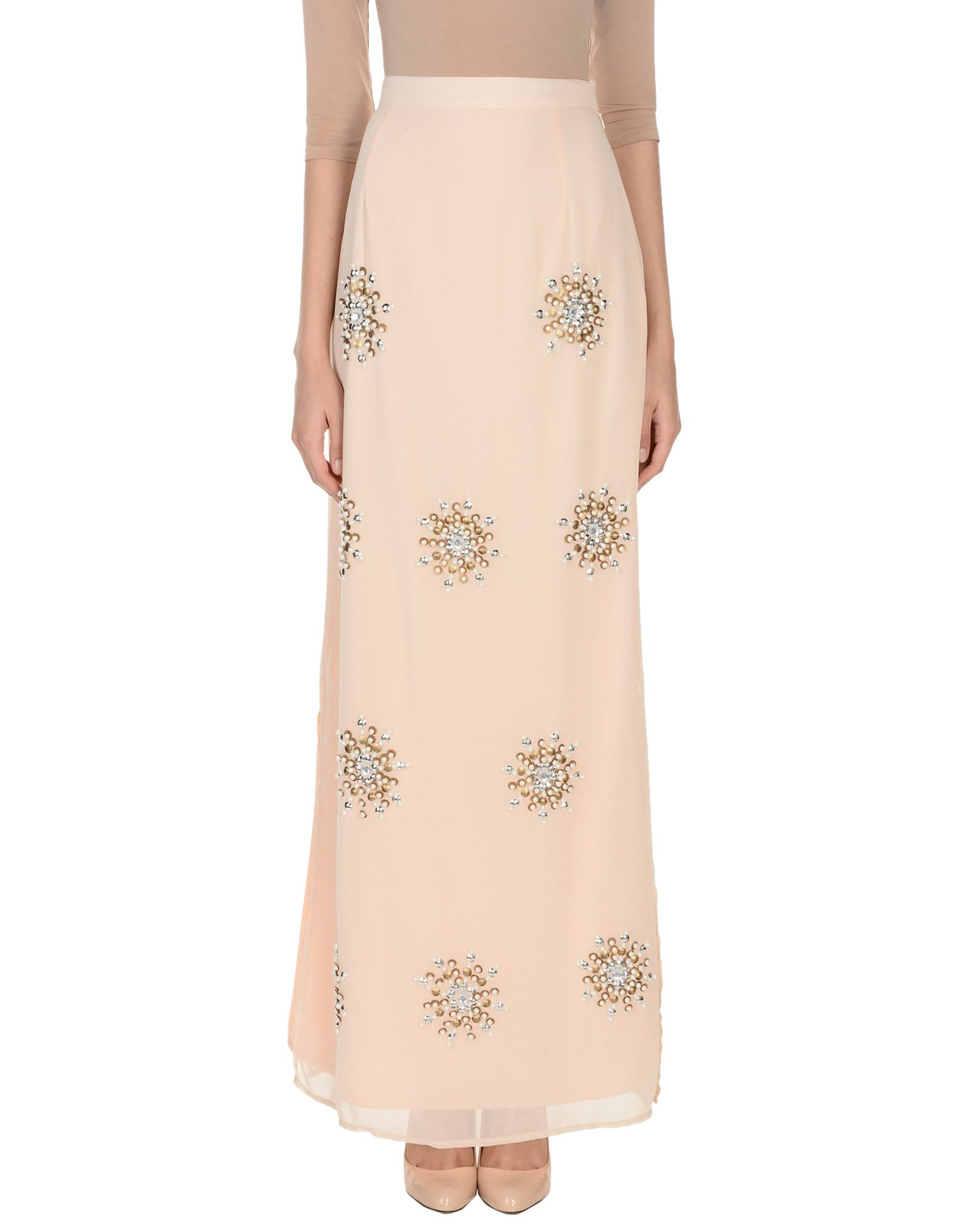 цена LA KORE Длинная юбка онлайн в 2017 году