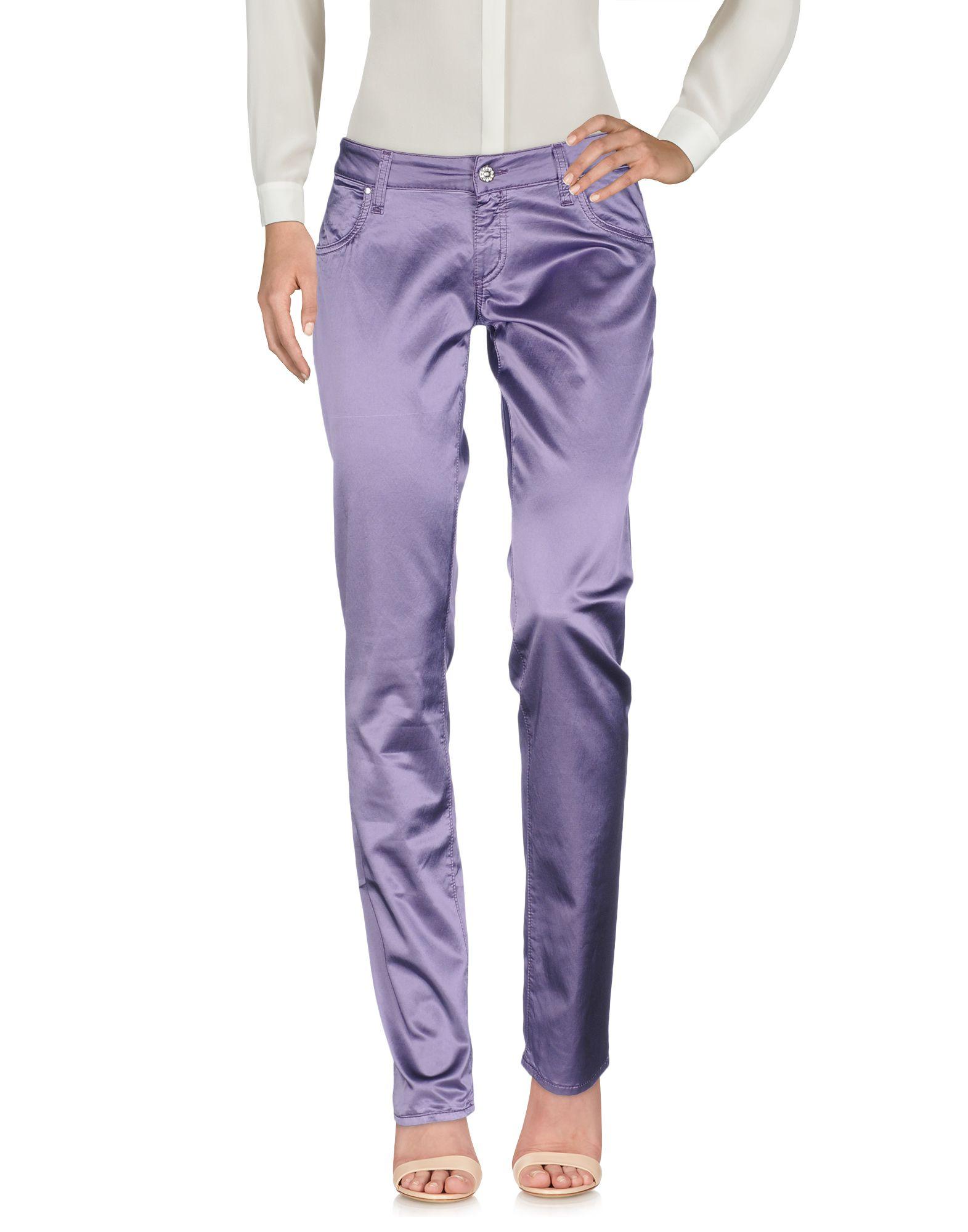 MET in JEANS Повседневные брюки burgundy met 1 2 in x150