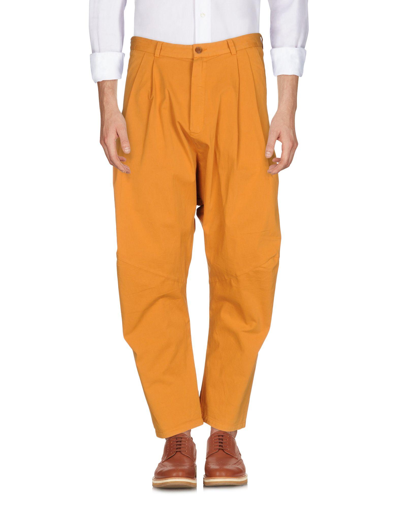 цена HENRIK VIBSKOV Повседневные брюки онлайн в 2017 году