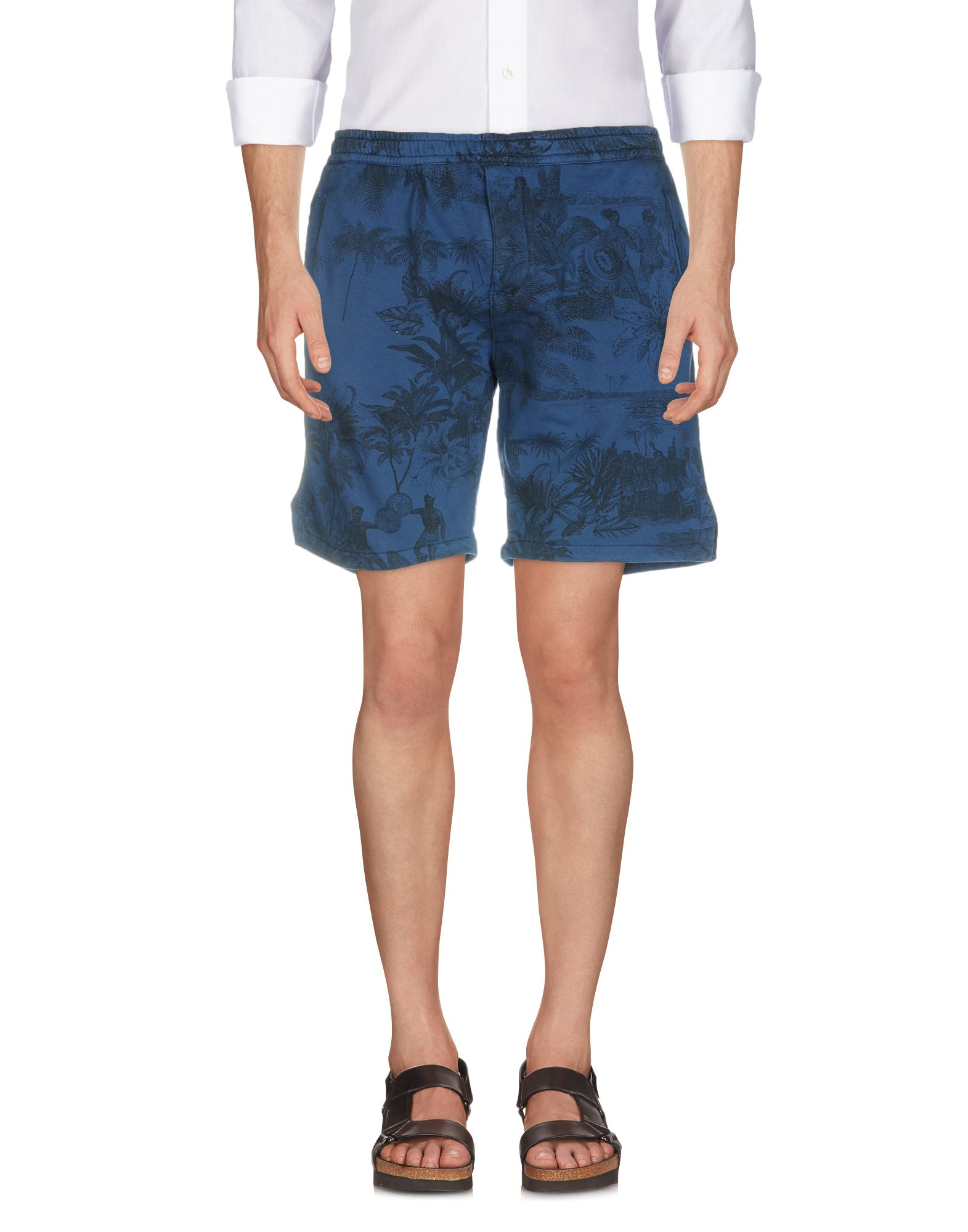 PERFECTION Shorts & Bermuda in Blue