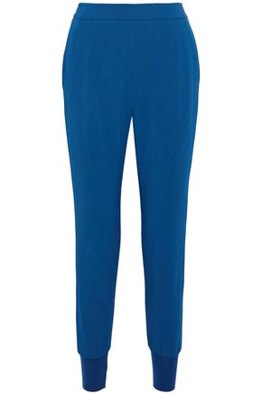 STELLA McCARTNEY Crepe tapered pants