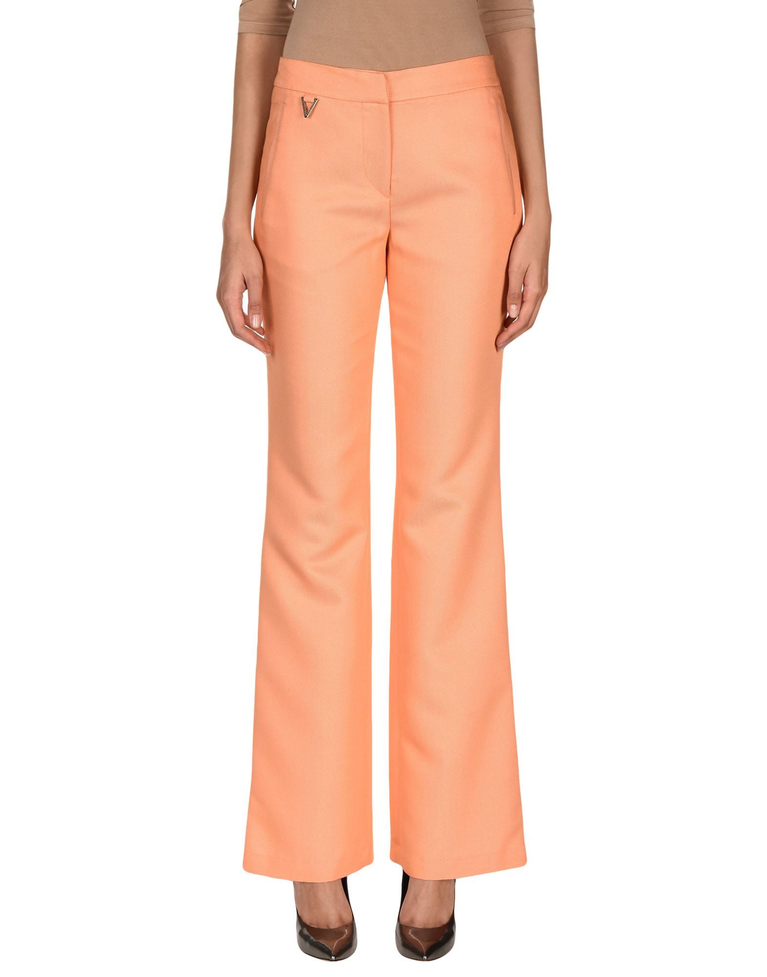 VERSACE JEANS COUTURE Повседневные брюки versace jeans couture короткое платье