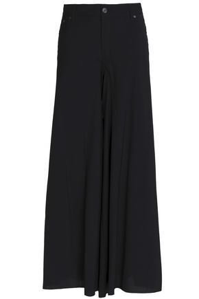 MM6 by MAISON MARGIELA Wool-blend culottes
