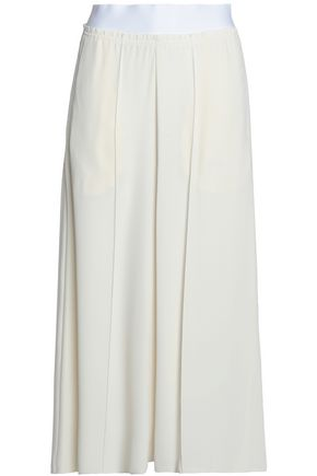 MM6 MAISON MARGIELA Crepe wide-leg pants