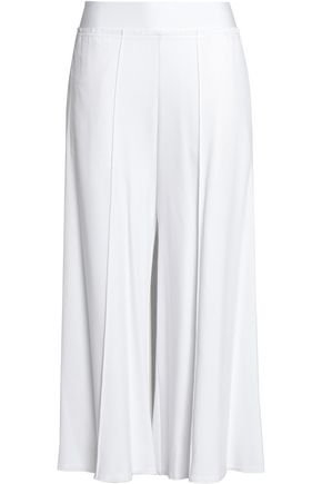 MM6 MAISON MARGIELA High-rise denim culottes