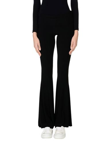 Повседневные брюки KAMALIKULTURE by NORMA KAMALI. Цвет: черный