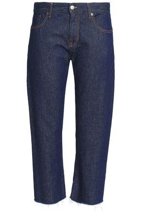 MM6 MAISON MARGIELA Mid-rise straight-leg jeans