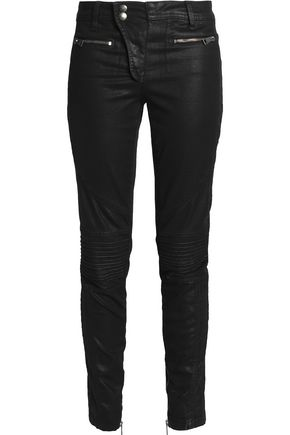 JUST CAVALLI Mid-rise slim-fit jeans