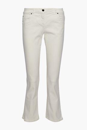 BRUNELLO CUCINELLI Low-rise bootcut jeans