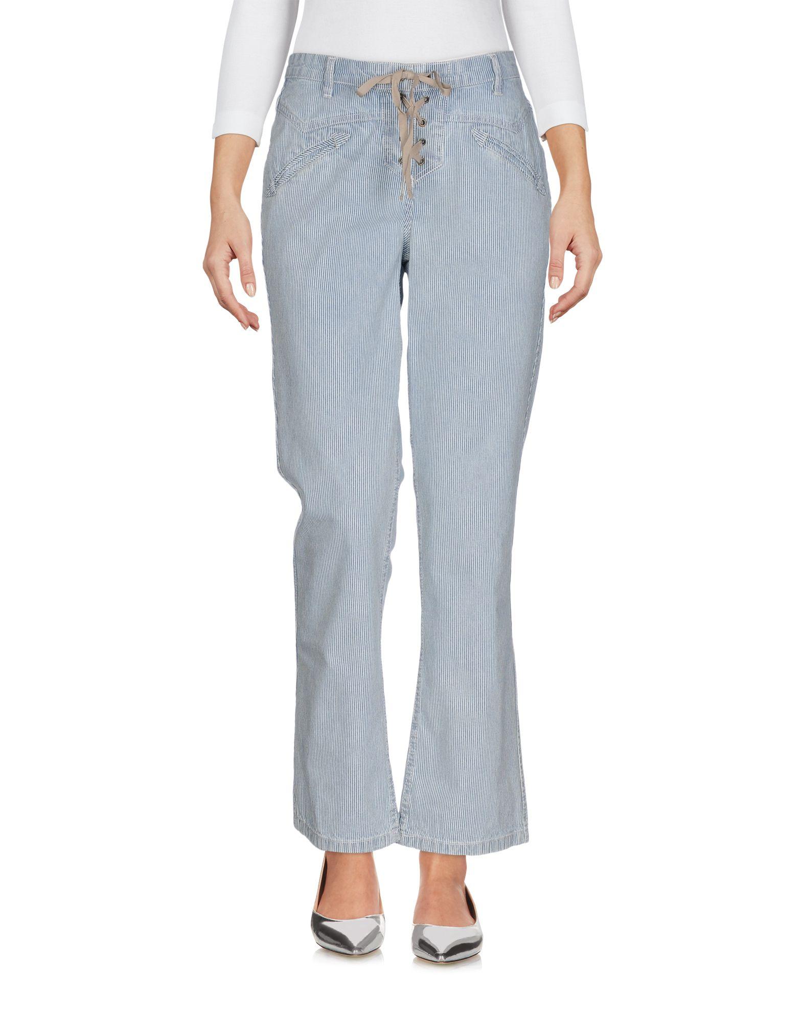 ULLA JOHNSON Джинсовые брюки