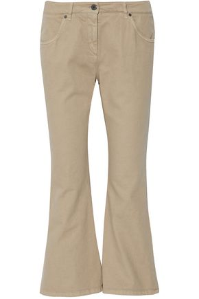 BRUNELLO CUCINELLI Mid-rise flared jeans