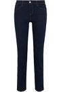 L'AGENCE Coco mid-rise straight-leg jeans