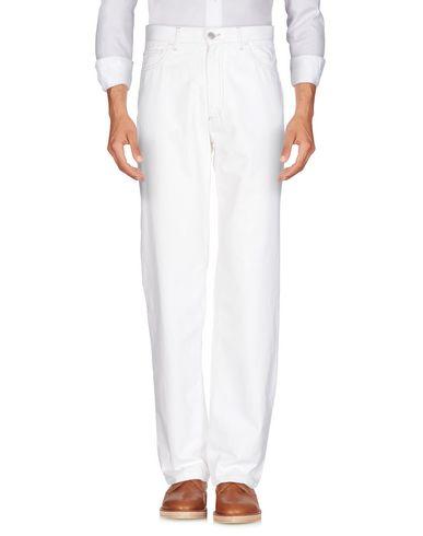 FRED PERRY メンズ パンツ ホワイト 46 コットン 100%