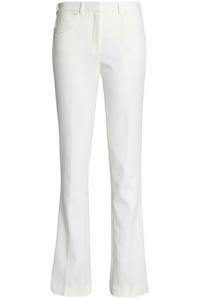 HALSTON HERITAGE Stretch-knit tapered pants