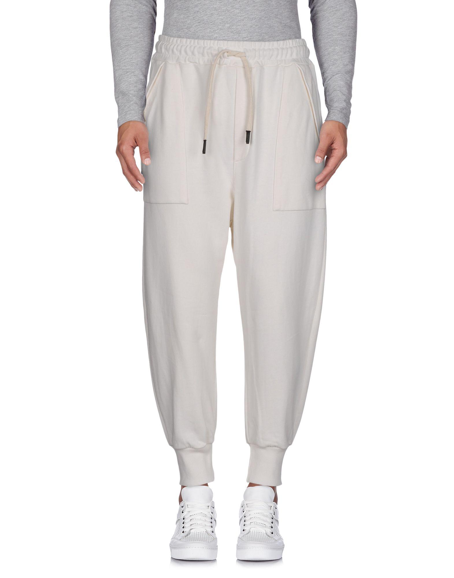 《送料無料》DANIEL RAY メンズ パンツ ホワイト XL コットン 100%