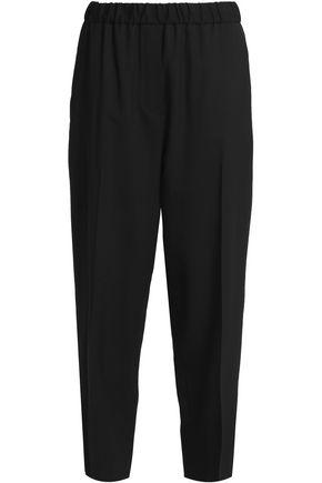 McQ Alexander McQueen Wool-blend straight-leg pants