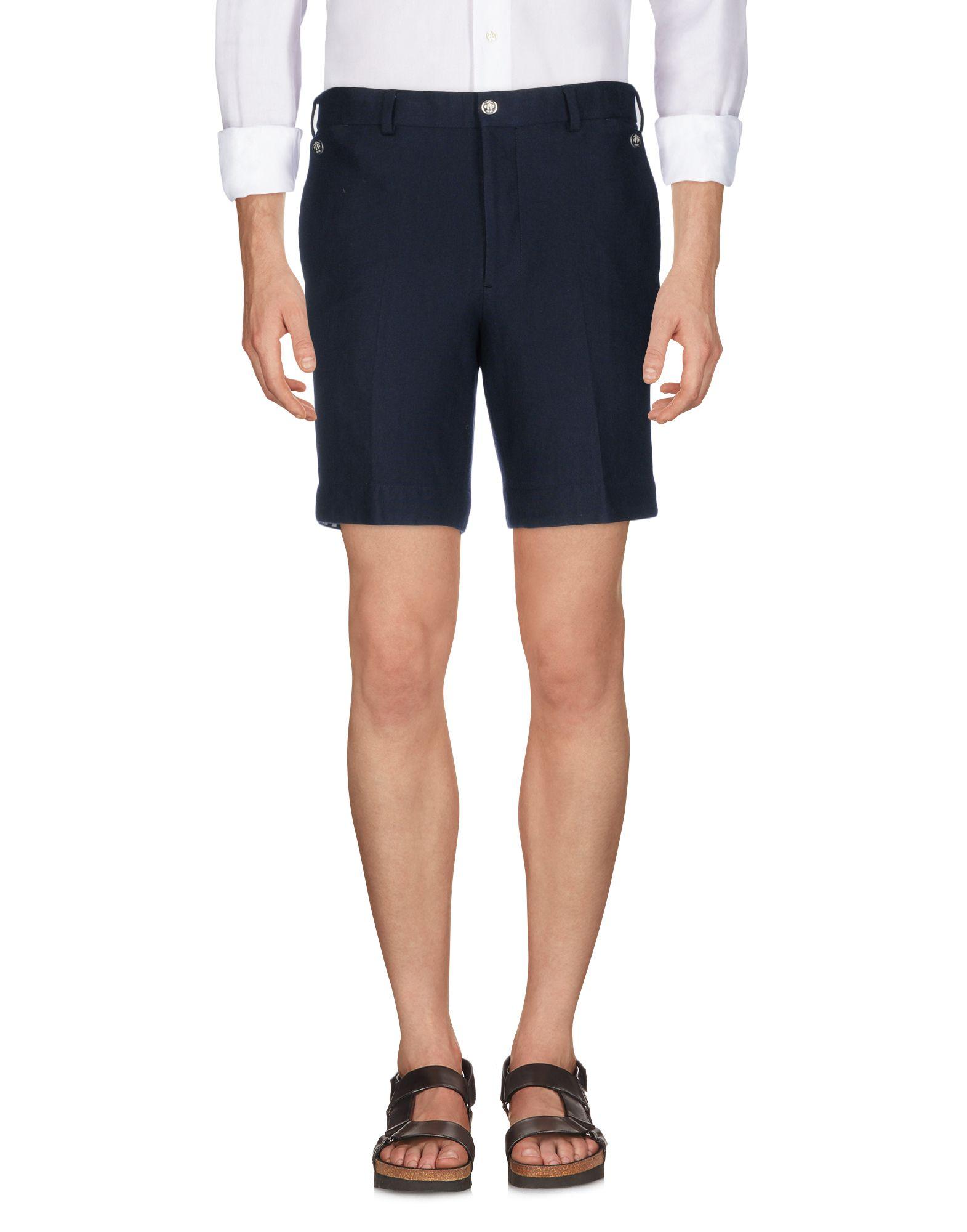 BLACK FLEECE by BROOKS BROTHERS Повседневные шорты sun brothers шорты для плавания