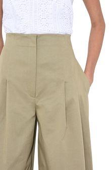 ALBERTA FERRETTI Safari culottes PANTS Woman a