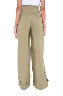 ALBERTA FERRETTI Safari culottes PANTS Woman d