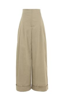 ALBERTA FERRETTI Safari culottes PANTS Woman e