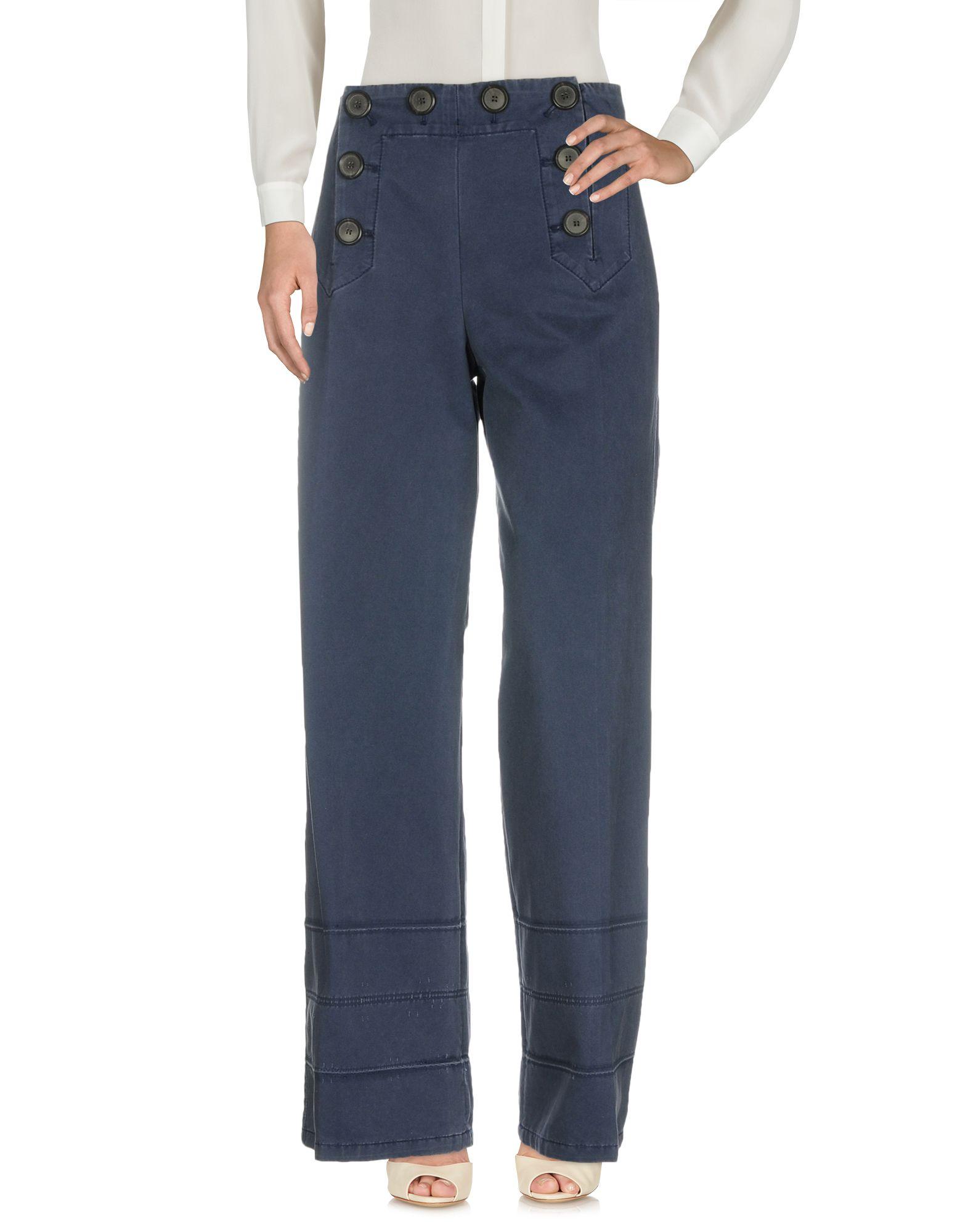 цена MARC BY MARC JACOBS Повседневные брюки онлайн в 2017 году