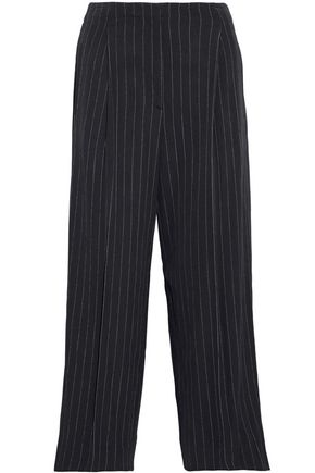 JASON WU Striped cady culottes