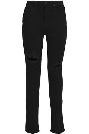 ALEXANDER WANG Mid-rise skinny jeans