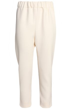 MARNI Crepe tapered pants