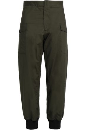 MARNI Cotton-poplin straight-leg pants