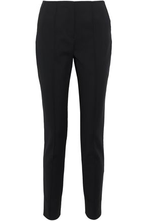 JASON WU Cotton-blend canvas slim-leg pants