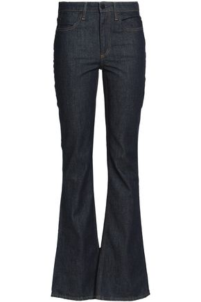 ALEXANDER WANG High-rise flared jeans