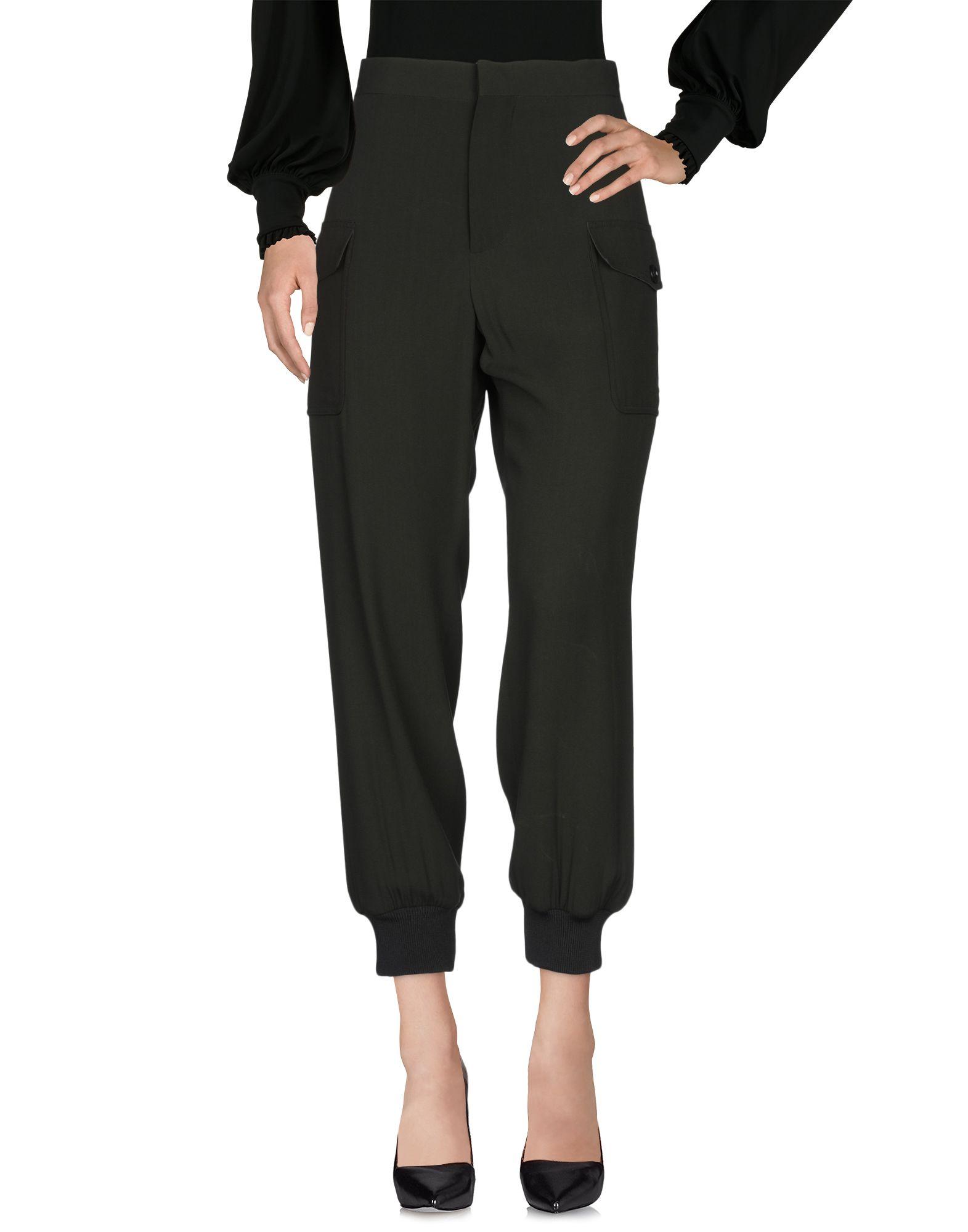 MARNI Повседневные брюки мужские повседневные брюки белья шелк смесь брюки плюс размер штаны брюки ореховый c159