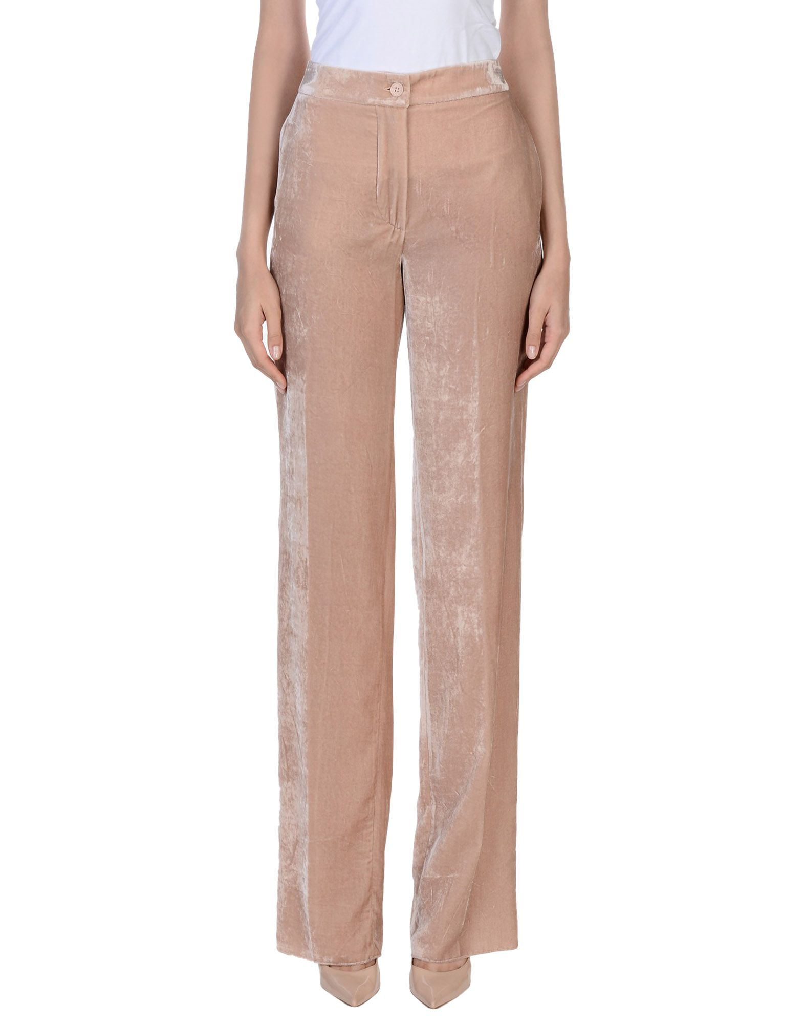 BLUGIRL BLUMARINE Повседневные брюки blumarine брюки с вышивкой