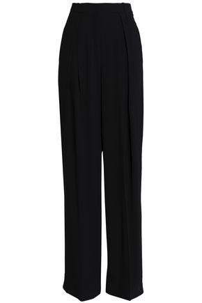 BELSTAFF Crepe wide-leg pants