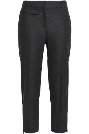 BELSTAFF Wool-blend tapered pants